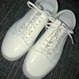 Vans Shoes - Vans Old Skool Patent Leather 7c5b95fed